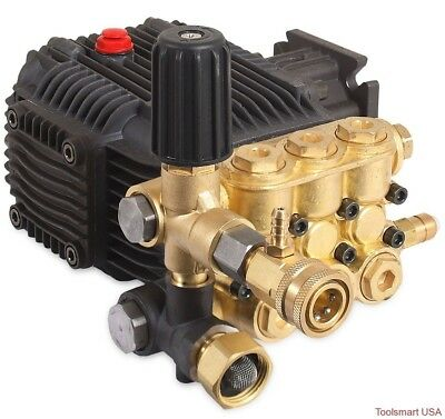Mi-t-m Pressure Washer Pump Replacement 3-0297 30297