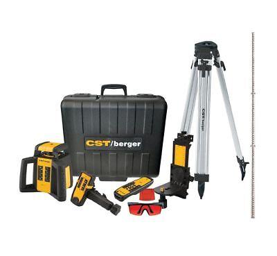 Demo - Cstberger Rl25hvck Rotary Laser Complete Kit