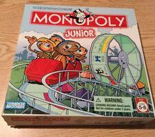 Monopoly Junior Parker