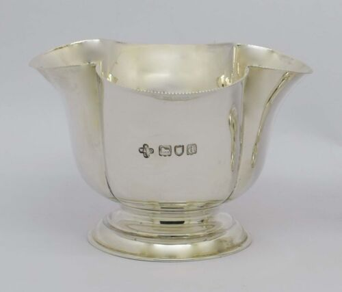 BEAUTIFUL RARE VICTORIAN SOLID STERLING SILVER BONBON DISH HM 1899 - GREAT GIFT!