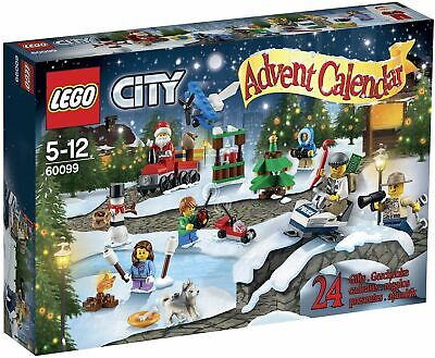 Lego 60099 City Advent Calendar from The Year 2015 - New/Boxed