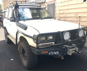 80 series Landcruiser wrecking turbo Deisel Moorebank Liverpool Area Preview