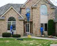 Bloomfield Cleaning- Get your windows and gutters cleaned today