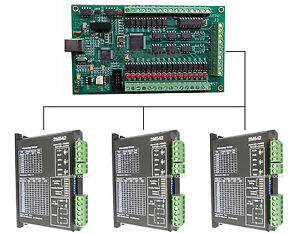 CNC-3-Axis-USB-MACH3-Breakout-Card-and-4-2A-stepper-motor-driver-for-NEMA23-17