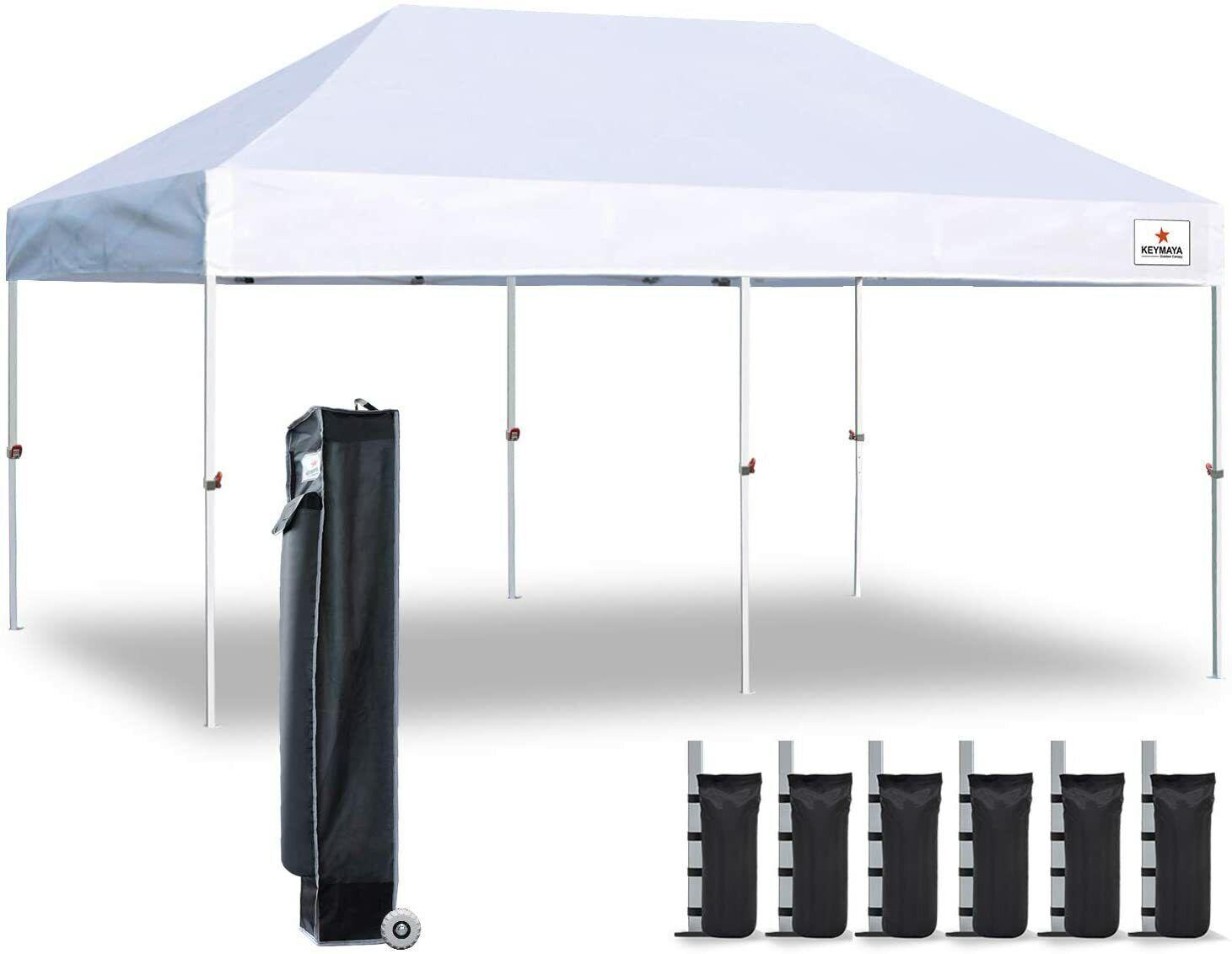 10x20 ez pop up canopy tent commercial