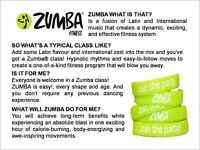 Zumba®️ Fitness classes