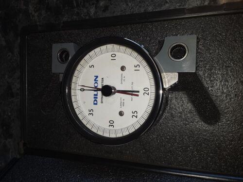 Dillon Dynamometer Model AP 4000 lb Pound Capacity, Price reduced 33%