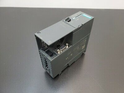 Siemens Simatic Cpu 315 6es7-315-2eh14-0ab0 Working Pull Free Fast Shipping