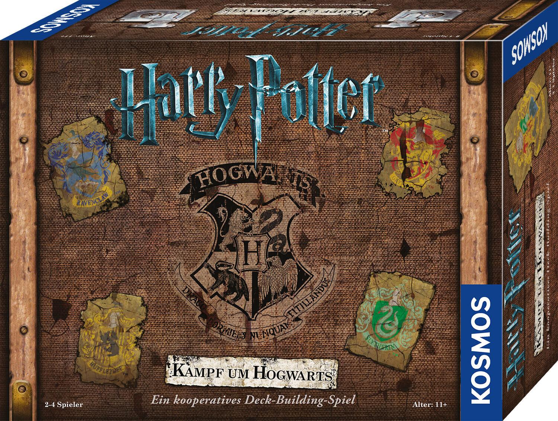 Kosmos 69339 Harry Potter - Kampf um Hogwarts, Familienspiel