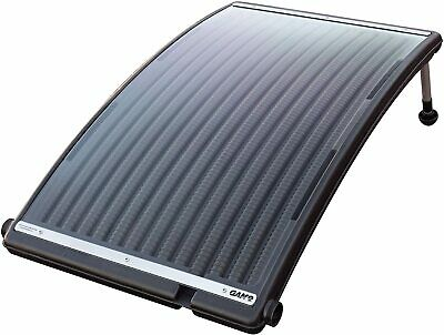 GAME 4721 SolarPRO Curve Solar Pool Heater for Above-Ground and Inground Pools