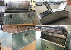 𝗧𝗢𝗢𝗟 𝗕𝗢𝗫 𝗦𝗔𝗟𝗘 ~ Brand New Aluminium Tool Box For Sale Coopers Plains Brisbane South West Preview