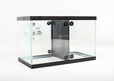 20 Gallon Aquarium Divider with Suction Cups (Fish Tank Not Included)