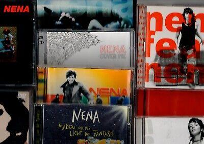 Großes Cd Dvd (Große Nena CD / DVD Sammlung - 12 CDs und 2 DVDs)