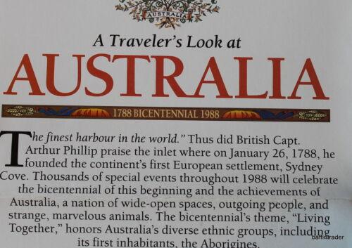 Australia A Traveler