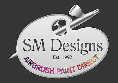 Airbrush Supplies By SM Designs