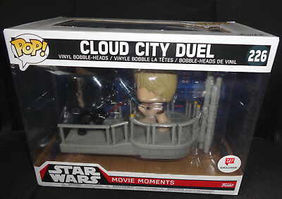 Funko POP Star Wars Cloud City Duel Movie Moments Vinyl Figure Walgreens