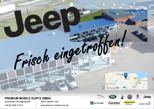 Jeep Compass Limited 1.33 T-GDI 6MT+ParkP+ACC+WinterP
