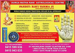 Ravi Verma: Genuine Indian Psychic Astrologer Geelong City Preview