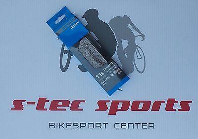 Shimano Cn-Hg 900-11 Cadena 11-fach, Bicicleta de Montaña