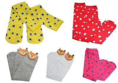 Kinder Mädchen Kostüm Stars Fox über Kniehoch Wade Socken Alter 5/6/7/ 8/ 9/