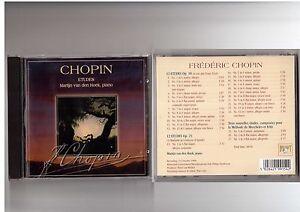 Chopin Etudes Martijn van den Hoek piano 1 x CD Brilliant Classic - <span itemprop='availableAtOrFrom'>internet, Polska</span> - Chopin Etudes Martijn van den Hoek piano 1 x CD Brilliant Classic - internet, Polska