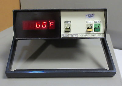 Fluke 2165a Digital Thermometer - T Type