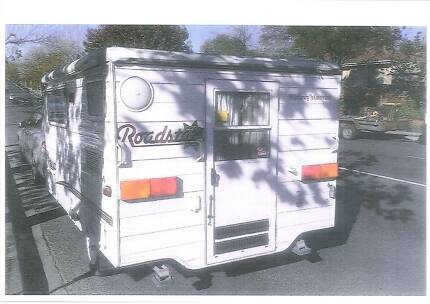 New For Hire 20 Foot Caravan  Caravans  Gumtree Australia Clarence Area