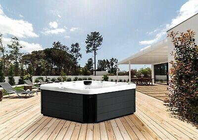 BRAND NEW AQUILA 6 PERSON LUXURY HOT TUB SPA-BLUETOOTH-BALBOA-RRP £5999
