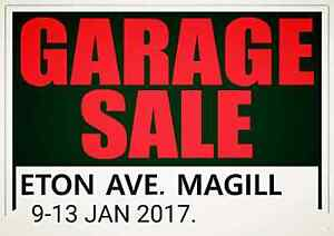 GARAGE SALE Magill Campbelltown Area Preview