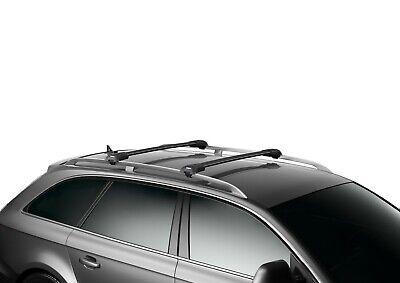 Barre portatutto THULE WingBar Edge NERO Jeep RENEGADE 15 > Barre Longitudinali