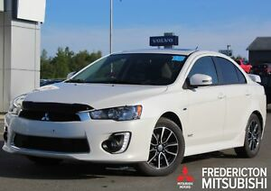 2016 Mitsubishi Lancer SE LTD AWD | SUNROOF | WARRANTY TO 2026