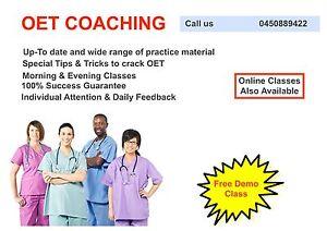 OET coaching Melbourne CBD Melbourne City Preview
