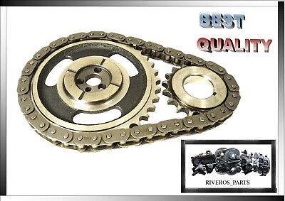TIMING CHAIN KIT or CHEVROLET C3500 96-00 P30 96-99 TAHOE 96-00 K2500 96-00 5.7L