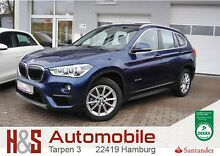 BMW X1 sDrive18d Advantage-LED/Harman-Kardon/1.Hand