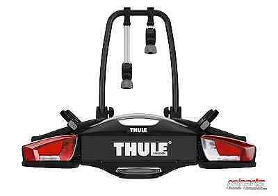 Thule 924 VeloCompact Fahrradträger passend für 2 Fahrräder, abklappbar