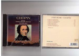 Chopin Scherzi Fantasie Barcarolle etc Alwin Bar piano 1 x CD Brilliant Classic - internet, Polska - Chopin Scherzi Fantasie Barcarolle etc Alwin Bar piano 1 x CD Brilliant Classic - internet, Polska