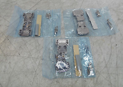 3 - NEW Omron Style Connector Kit, # XM2S-09,  WARRANTY