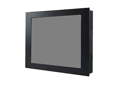 17 Touchscreen Panel Pc Intel Atom 2gb Ddr3 Ram Aplex Ahm-6176a