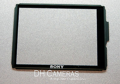 Sony Alpha Dslr A560 Outer Tft Lcd Screen Display Window ...