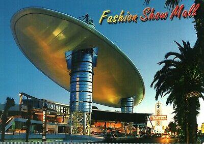 Las Vegas Postcard -- The Fashion Show Mall on the Las Vegas (The Fashion Mall Las Vegas)