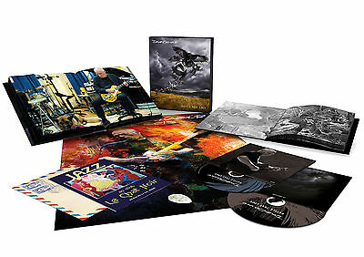 David Gilmour: Rattle That Lock - Deluxe Edition [CD + DVD Music Album] NEW