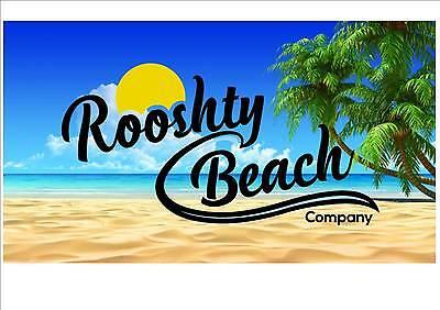 the Rooshty Beach