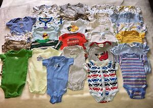 Size 3 Months Boys Clothing Lot