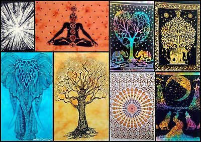 30pc Cotton Mandala Wall Hanging Tapestry Poster Bulk Hippy Hippie Wholesale Lot