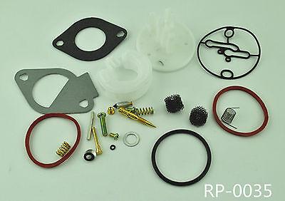 Carburetor Rebuild Kit  Overhaul For Briggs & Stratton Nikki Carbs 796184