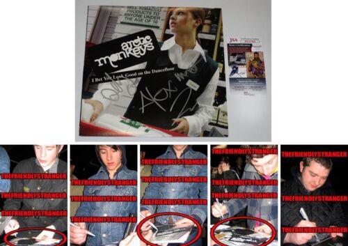 "ARCTIC MONKEYS signed ""I BET YOU LOOK GOOD"" Album EXACT PROOF - Alex Turner JSA"