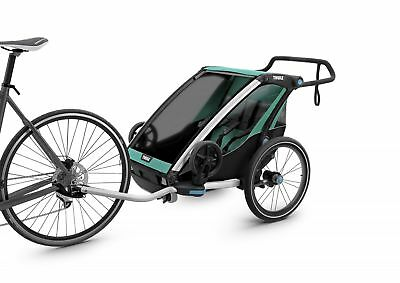 Thule Remolque Bicicleta Chariot Lite 2 para Niños Carrito de Bebé Sport