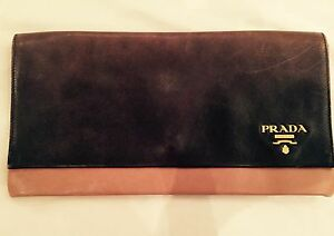 Prada ombré Nappa leather clutch Bronte Eastern Suburbs Preview