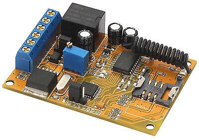 GSM Fernschalter Mobil Telefon Funkschalter Fernbedienung Fernsteuern Schalter
