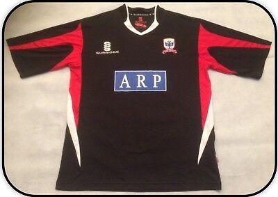 Airdrie United 2008-09 Away Shirt M (FFS000740) image
